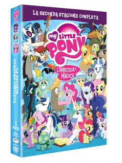 My Little Pony - Stagione 02 (5 Dvd)