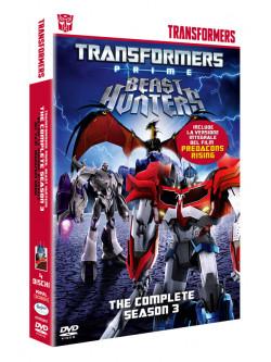 Transformers Prime - Stagione 03 (4 Dvd)
