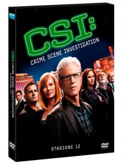C.S.I. - Scena Del Crimine - Stagione 12 (6 Dvd)