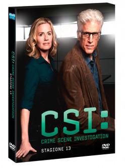 C.S.I. - Scena Del Crimine - Stagione 13 (6 Dvd)