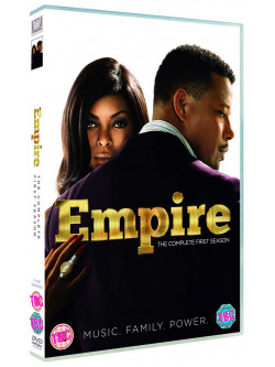 Empire - The Complete First Season (4 Dvd) [Edizione: Regno Unito]