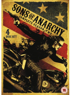 Sons Of Anarchy - Season 2 (4 Dvd) [Edizione: Regno Unito]