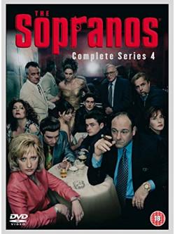 Sopranos - Season 4 Box Set (4 Dvd) [Edizione: Regno Unito]