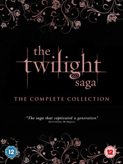 Twilight Saga (The) - Complete Collection (5 Dvd) [Edizione: Regno Unito]