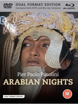 Arabian Nights (Pier Paolo Pasolini) Dual Format Edition (2 Blu-Ray) [Edizione: Regno Unito]