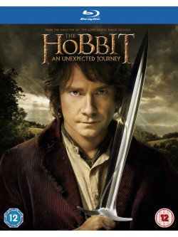 Hobbit (The) - An Unexpected Journey (2 Blu-Ray) [Edizione: Regno Unito]