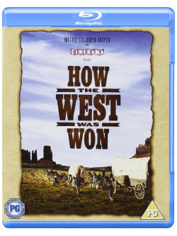 How The West Was Won (2 Blu-Ray) [Edizione: Regno Unito]