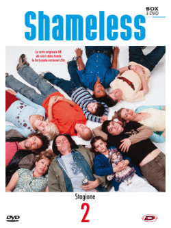 Shameless - Stagione 02 (3 Dvd)