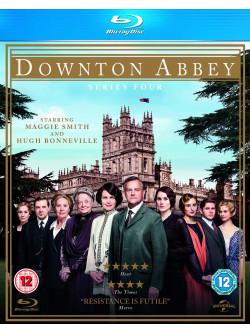 Downton Abbey - Season 4 (3 Blu-Ray) [Edizione: Regno Unito]