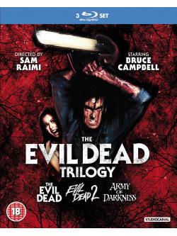 Evil Dead Trilogy (3 Blu-Ray) [Edizione: Regno Unito]