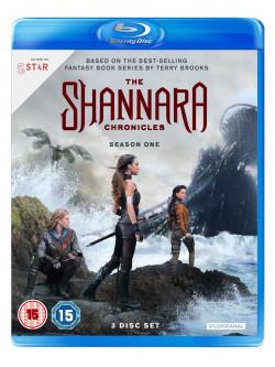 Shannara Chronicles - Season 1 (3 Blu-Ray) [Edizione: Regno Unito]