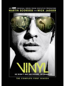 Vinyl - Season 1 (5 Blu-Ray) [Edizione: Regno Unito]