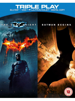 Dark Knight / Batman Begins (5 Blu-Ray) [Edizione: Regno Unito]