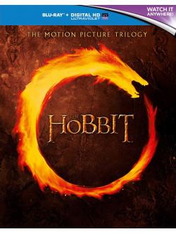 Hobbit Trilogy (The) (6 Blu-Ray) [Edizione: Regno Unito]