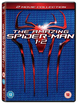 Amazing Spider-Man 1 & 2 (The) (2 Dvd) [Edizione: Regno Unito]