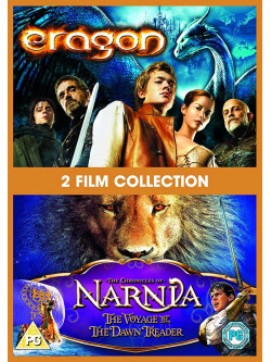 Chronicles Of Narnia - The Voyage Of The Dawn Treader / Eragon (2 Dvd) [Edizione: Regno Unito]