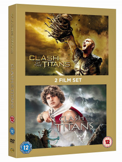 Clash Of The Titans 2010/1981 (2 Dvd) [Edizione: Regno Unito]