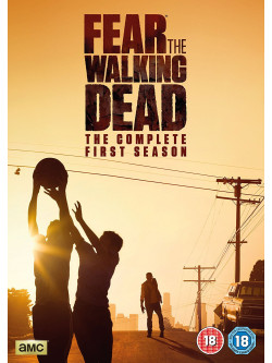 Fear The Walking Dead - Season 1 (2 Dvd) [Edizione: Regno Unito]