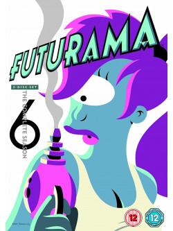 Futurama - Season 6 (2 Dvd) [Edizione: Regno Unito]