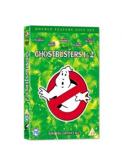 Ghostbusters 1 & 2 (2 Dvd) [Edizione: Regno Unito]
