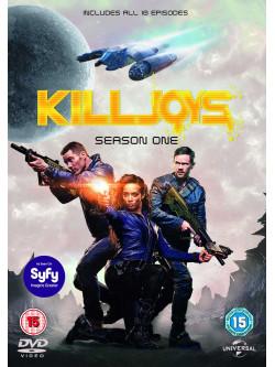 Killjoys - Season 1 (2 Dvd) [Edizione: Regno Unito]