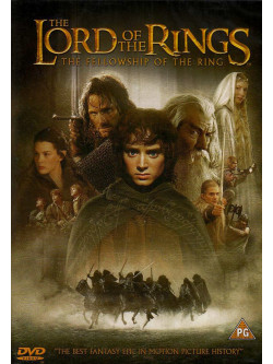Lord Of The Rings - The Fellowship Of The Ring (2 Dvd) [Edizione: Regno Unito]