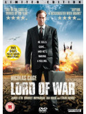 Lord Of War (Limited Edition) (2 Dvd) [Edizione: Regno Unito]