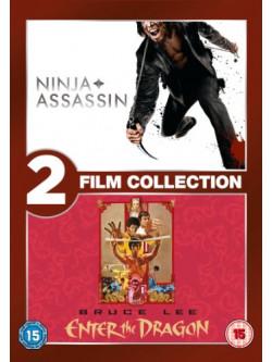Ninja Assassin / Enter The Dragon (2 Dvd) [Edizione: Regno Unito]