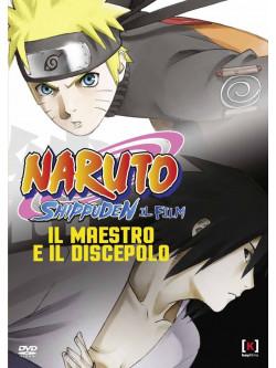 Naruto Shippuden - Il Film - Il Maestro E Il Discepolo