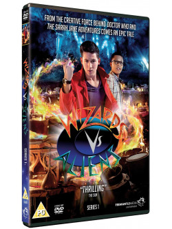 Wizards Vs Aliens - Season 1 (2 Dvd) [Edizione: Regno Unito]