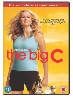 Big C (The) - Season 2 (3 Dvd) [Edizione: Regno Unito]