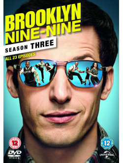 Brooklyn Nine-Nine - Season 3 (3 Dvd) [Edizione: Regno Unito]