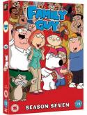 Family Guy - Season 7 (3 Dvd) [Edizione: Regno Unito]