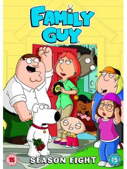 Family Guy - Season 8 (3 Dvd) [Edizione: Regno Unito]
