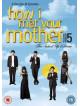 How I Met Your Mother - Season 5 (3 Dvd) [Edizione: Regno Unito]