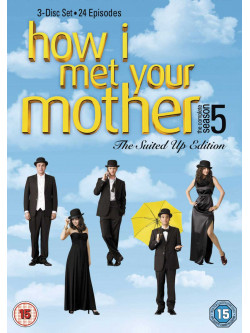 How I Met Your Mother - Season 5 (3 Dvd) [Edizione: Regno Unito]