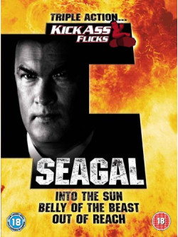 Seagal Collection (3 Dvd) [Edizione: Regno Unito]