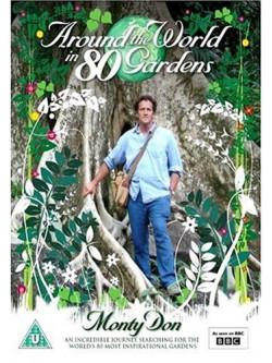 Around The World In 80 Gardens (4 Dvd) [Edizione: Regno Unito]