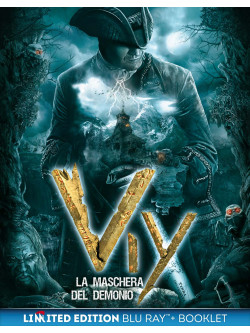Viy - La Maschera Del Demonio (3D) (Ltd) (Blu-Ray 3D+Booklet)