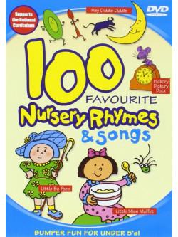 100 Favourite Nursery Rhymes [Edizione: Regno Unito]