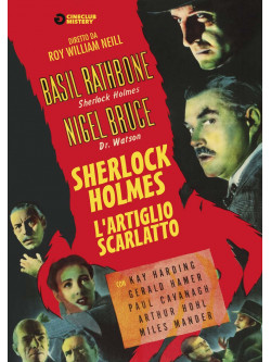 Sherlock Holmes - L'Artiglio Scarlatto