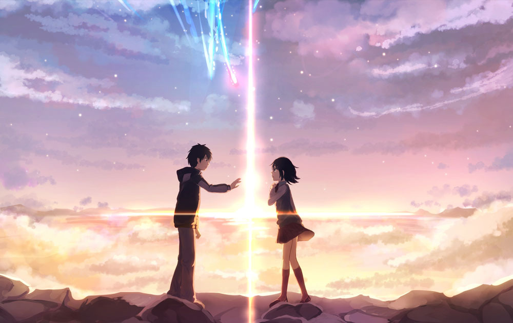 Your Name. 5 curiosità sul nuovo anime di Makoto Shinkai